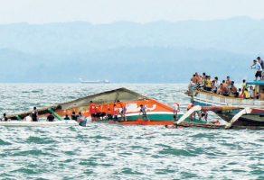 Filipinler Feribot Battı